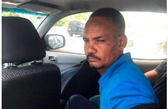 Brayan Escalante, exraso del Ejército, apresado y acusado de terrorismo.