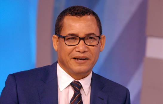 Eddy Olivares vocero de Hipólito Mejía.