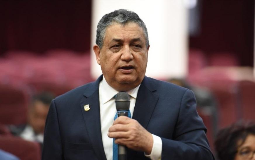 Gustavo Sánchez diputado y vocero del PLD.