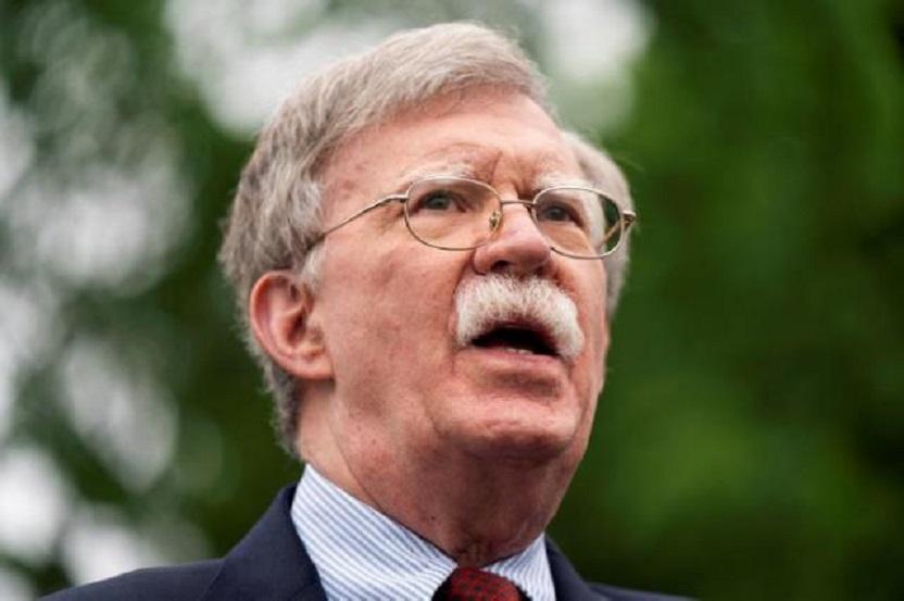 John Bolton, asesor de Seguridad Nacional de EE.UU.