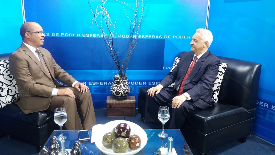 José Manuel Hernández Peguero delegado técnico PLD ante JCE.