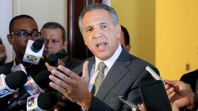 José Ramón Peralta no descarta reelección Danilo Medina.