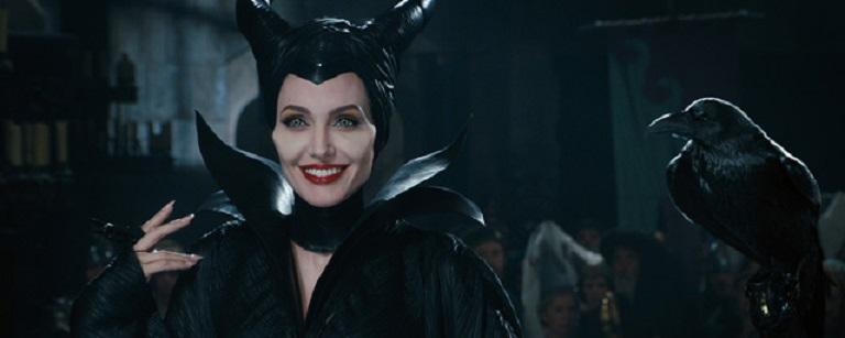 Angelina Jolie vuelve con Maléfica.