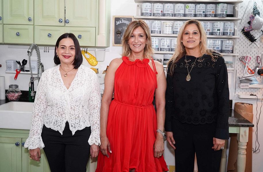 Pilar Flores propietaria Decovintage Art boutique.