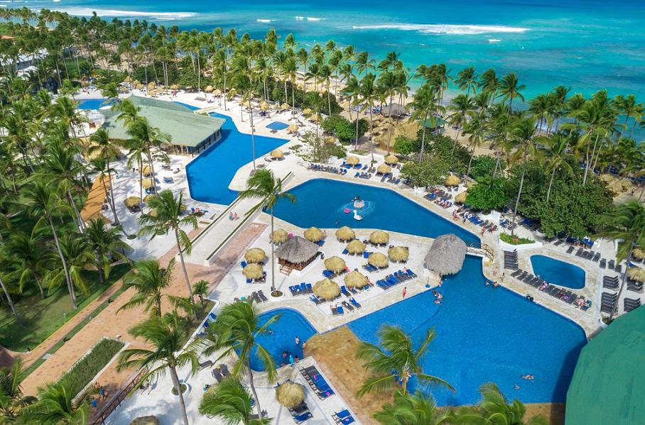 Reaperturan Grand Sirenis Punta Cana Resort.
