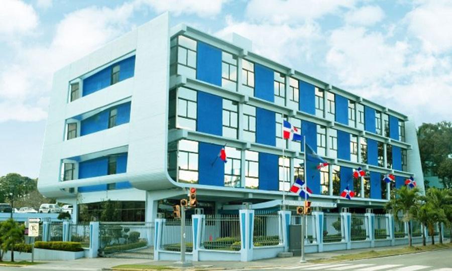 Oficinas de la Superintendencia de Bancos de la República Dominicana.