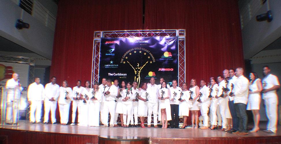 Caribbean Gold Coast Awards celebra aniversario.