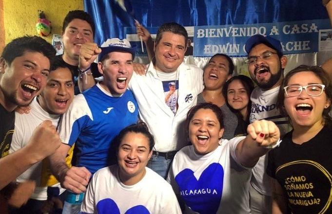 Excarcelan principales líderes opositores gobierno en Nicaragua.