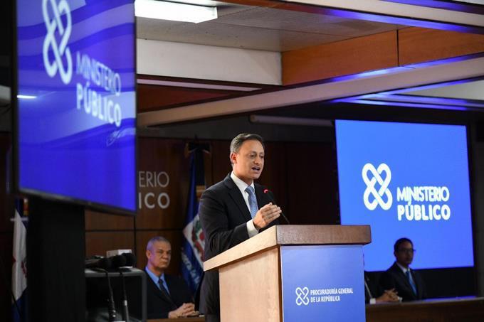 Jean Alain Rodríguez procurador general de la República caso David Ortiz.