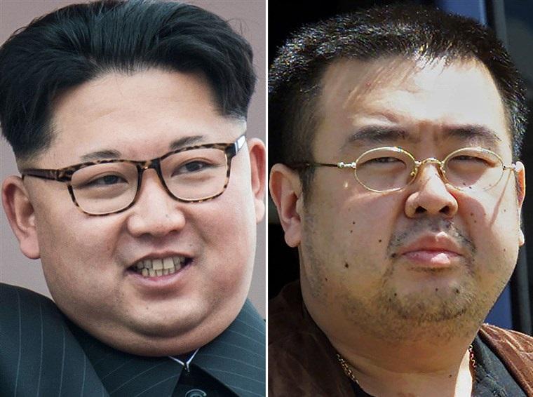 Kim Jong-nam hermano de líder norcoreano Kim Jong-un.