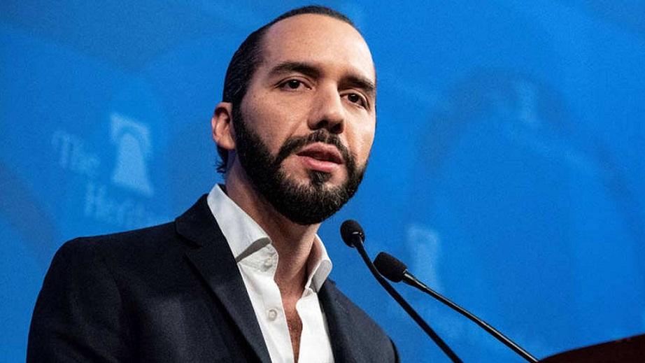 Nayib Bukele presidente El Salvador destituye familiares expresidente.