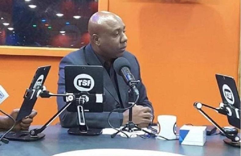 Pétion Rospide, periodista haitiano asesinado durante protestas.