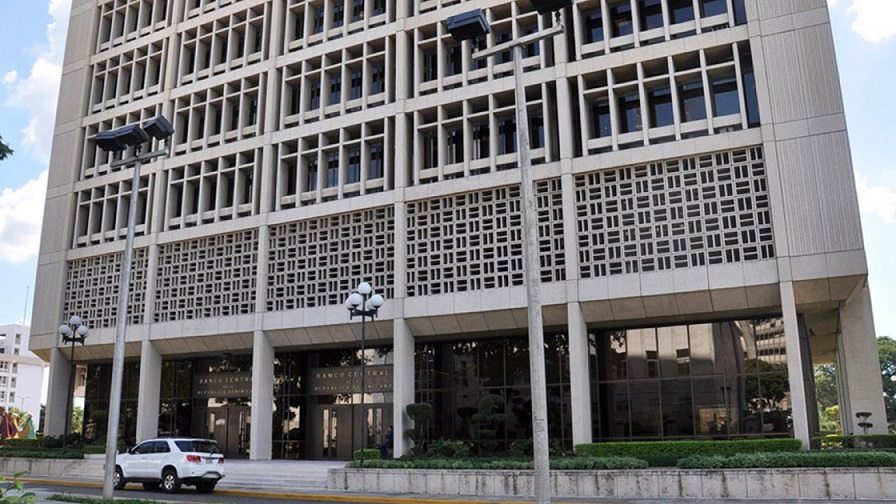 Oficina del Banco Central de la Republica Dominicana.