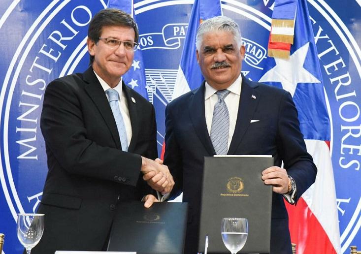 RD y Puerto Rico piden a EE.UU. eliminar aranceles a la importación de acero.