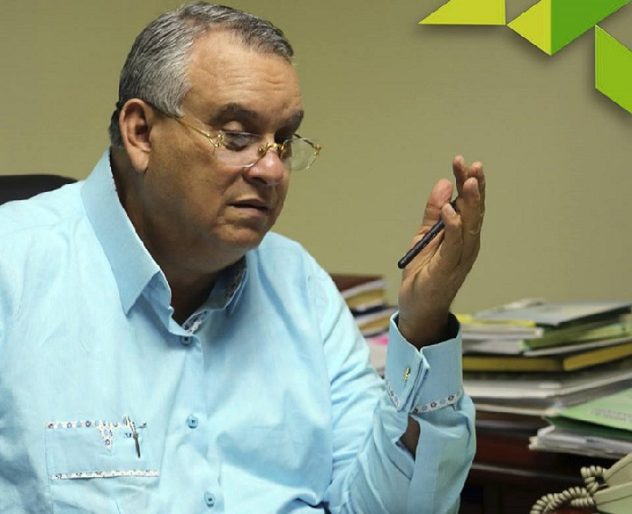 Ramón Ureña Torres subdirector general del IDECOOP.