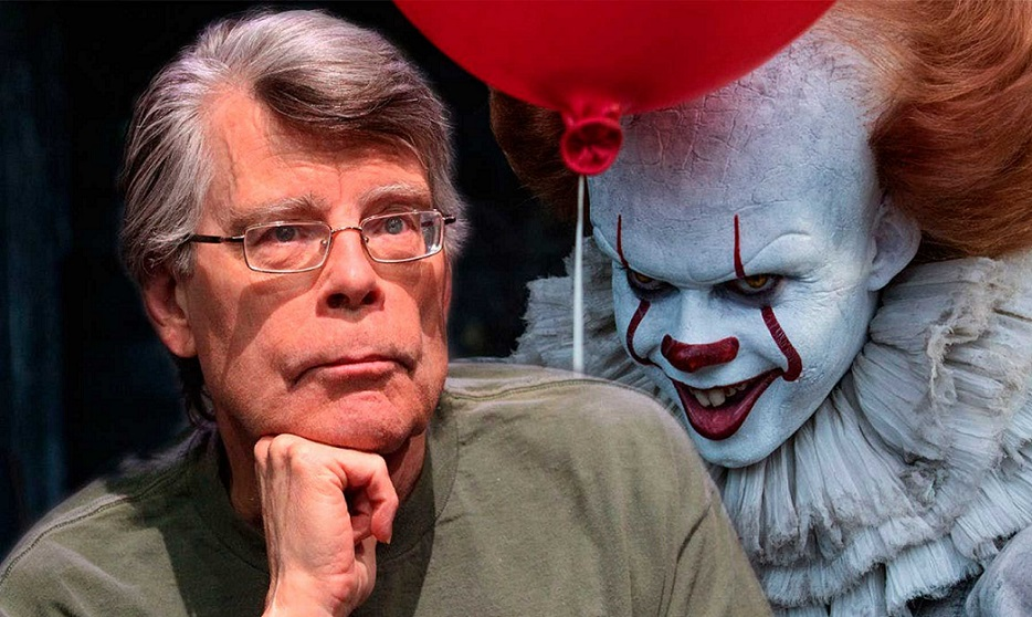Stephen King compara Donald Trump con personajes de terror.