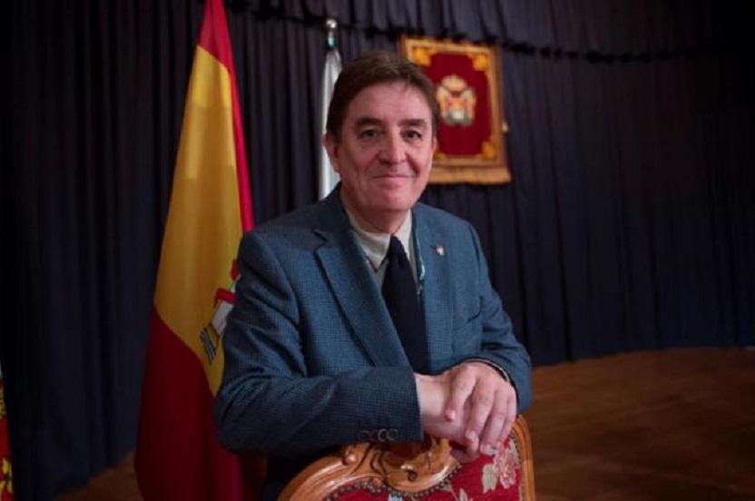 El director del Instituto Cervantes, Luis García Montero, (FUENTE EFE/Pedro Puente Hoyos).