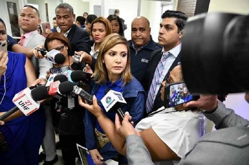 Rosalba Ramos, fiscal del Distrito Nacional (Foto Víctor Ramírez).