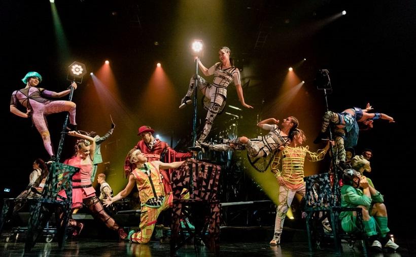 Cirque du Soleil se presentará en Punta Cana.