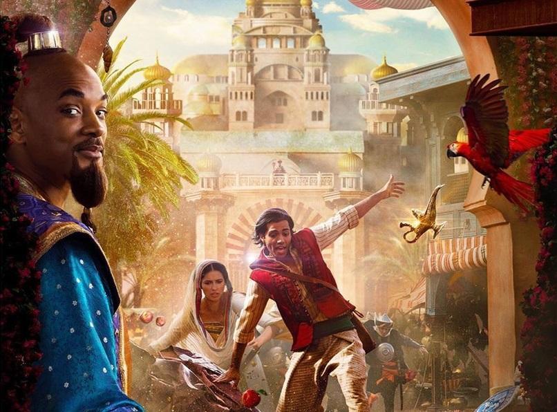 Disney planea secuela de Aladdin.