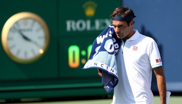Federer eliminado en Cincinnati.