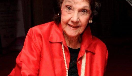 Fallecida actriz Flor de Bethania Abreu.