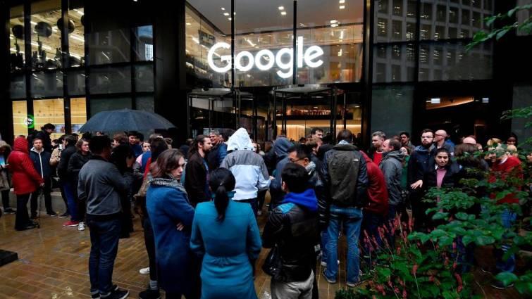Google oficina sede.