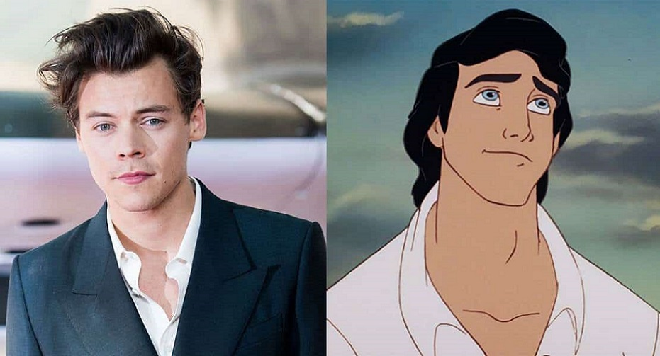 Harry Styles rechaza interpreter príncipe de Disney.