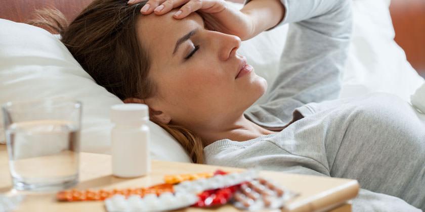 Alergia afecta calidad de vida de personas.