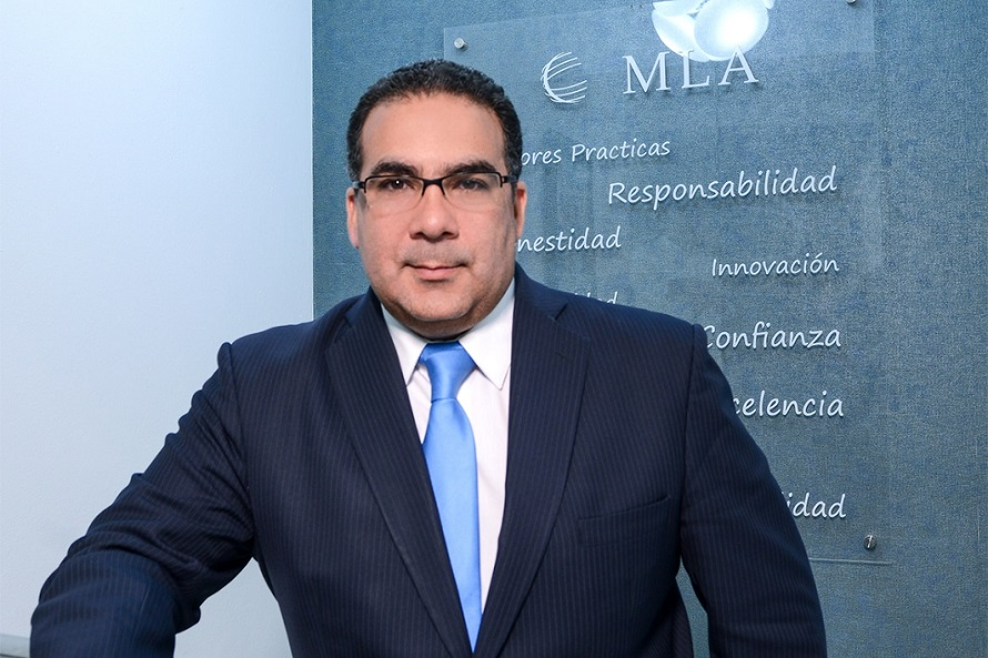 Raymi Mejía presidente de junta regional BKR.
