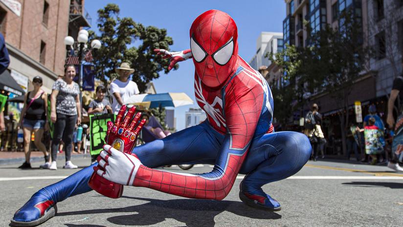 Spider-Man fuera del Universo Marvel.