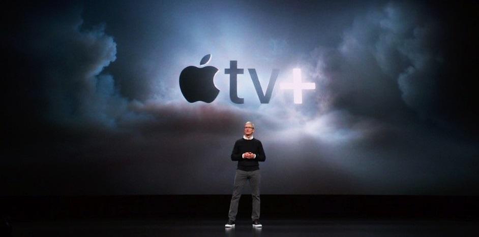 Apple anuncia streaming TV+.