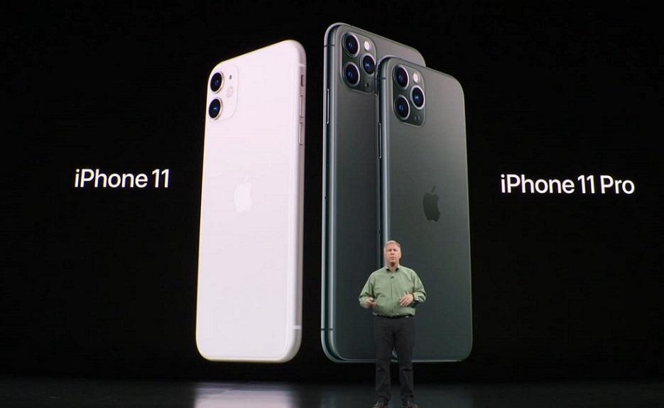 Apple presenta iPhone 11.