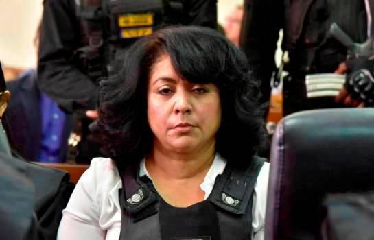 Conocen recurso habeas corpus a Marlin Martínez.