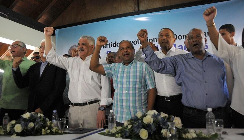 Miguel Vargas asegura que el PRD definirá elecciones 2020 y apuesta al liderazgo emergente.(Foto externa)