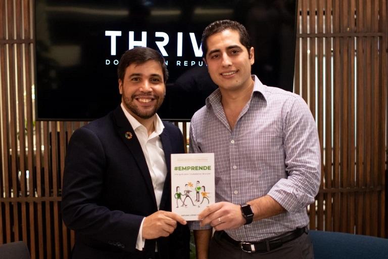 Nader Enterprises presenta Thrive para emprendedores empresarios.(Foto externa)