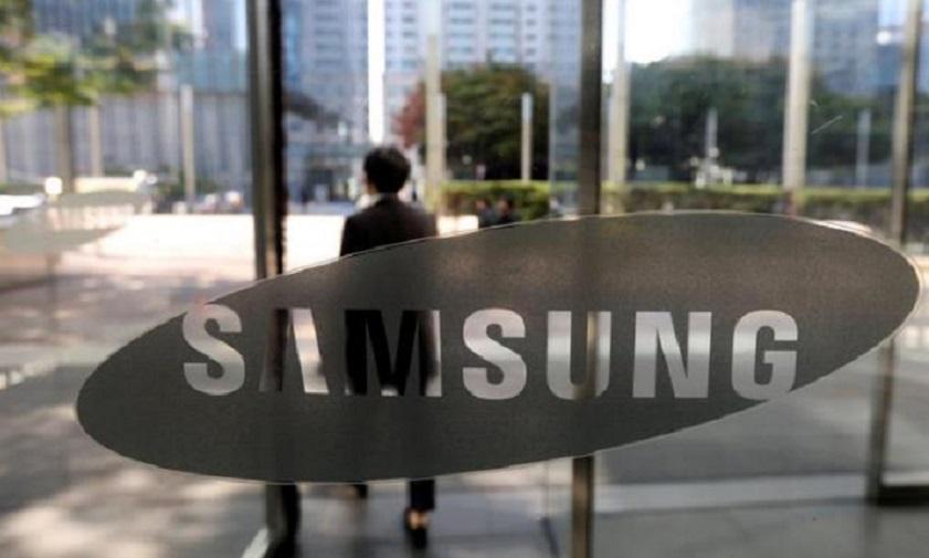 Sede de la compañía surcoreana Samsung Electronics, en Seúl, Corea del Sur. (Foto EFE/ Yonhap)