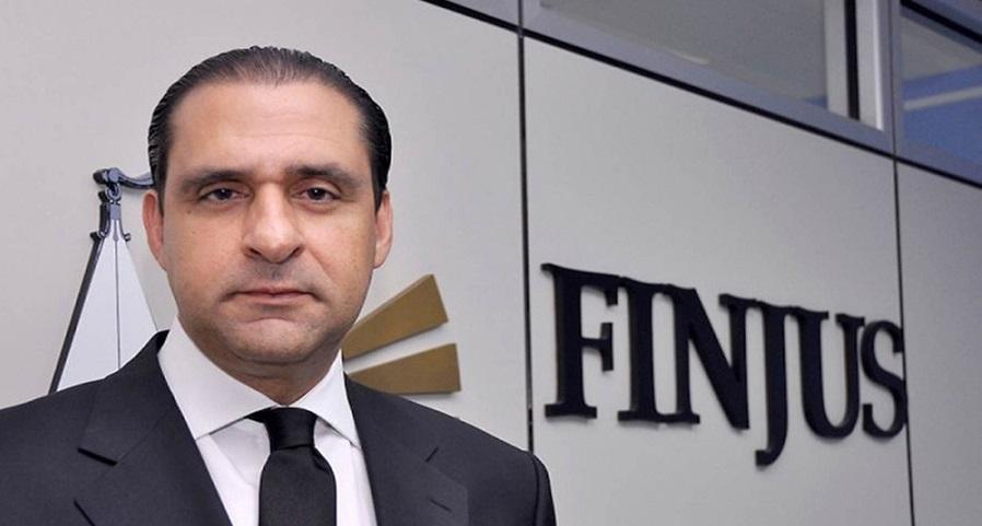 Servio Tulio Castaños Guzmán, vicepresidente ejecutivo de la FINJUS.