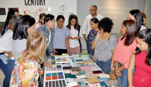 Taller La importancia del color en mejorar la calidad de vida.(Foto externa)