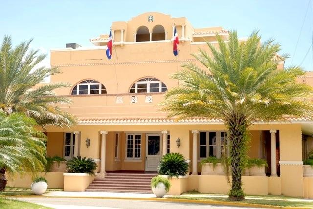 Embargan cuenta de Cancillería en San Juan, Puerto Rico.(Foto externa)