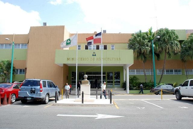 Sede del ministerio de agricultura