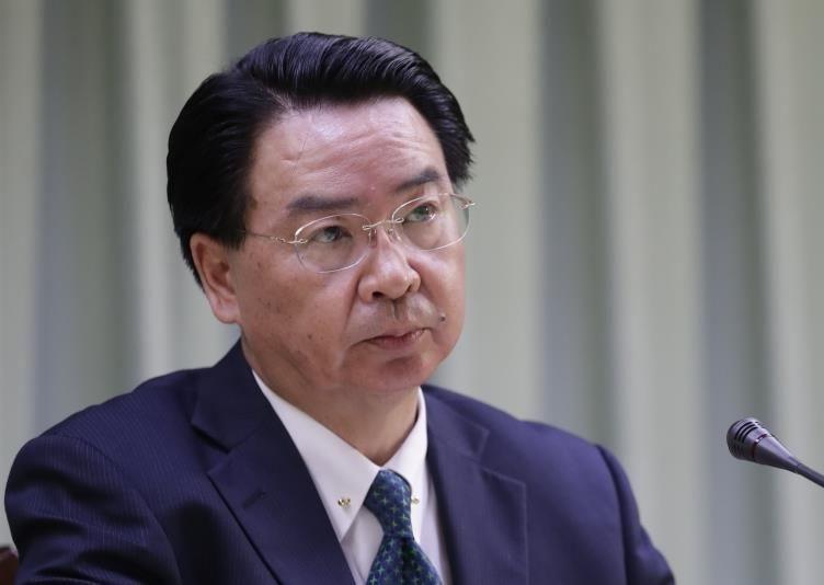 El ministro taiwanés de Relaciones Exteriores, Joseph Wu.(Foto EFE)
