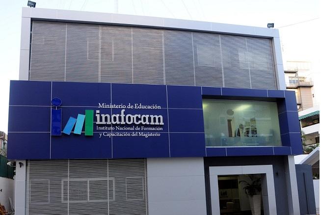 Imagen de la sede INAFOCAM. (Foto externa)