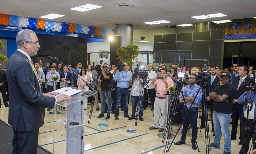 Banreservas inicia Expomóvil 2019.
