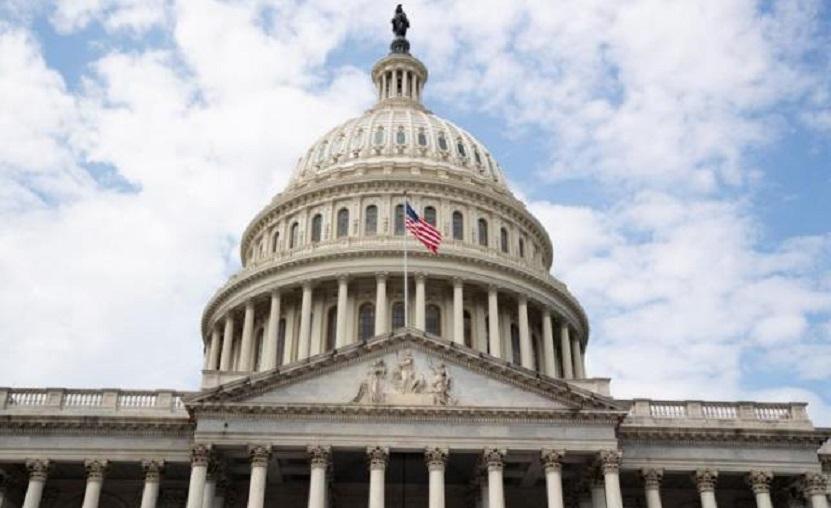Sede del departamento de Justicio de Estados Unidos. (Foto: EFE/EPA/Michael Reynolds)