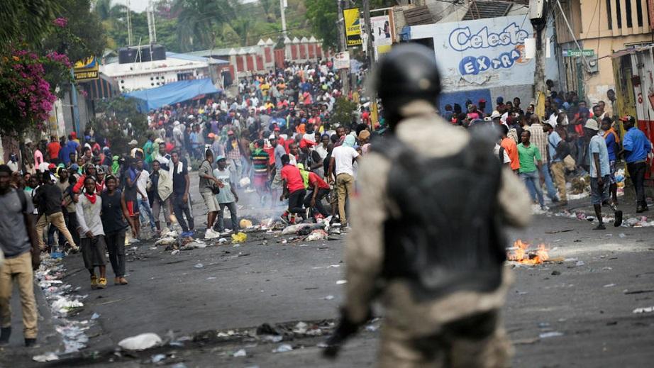 El hartazgo económico, político y social incrementa protestas en Haití.