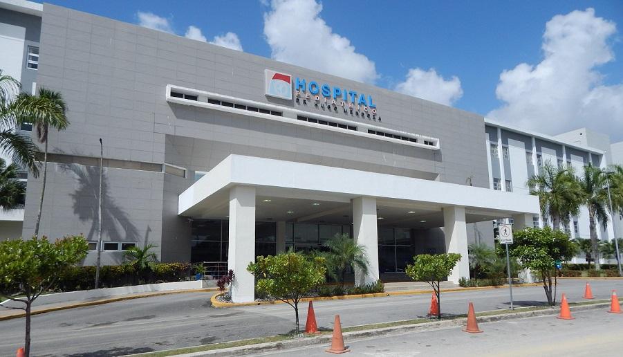 Hospital Pediátrico Doctor Hugo Mendoza (HPHM). (Foto: externa)