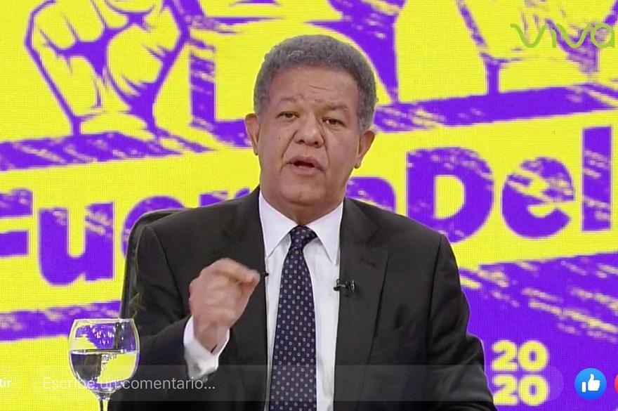 Leonel Fernández depositará recurso ante la JCE.