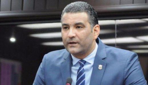 Luis Alberto Tejeda, diputado del PLD y virtual candidato a alcalde de Santo domingo Este.