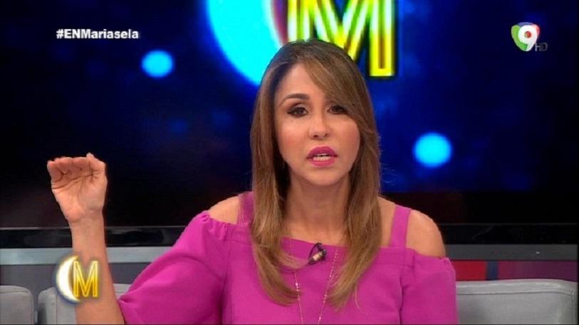 productora TV Mariasela Álvarez crítica actuación presidente Medina en primarias